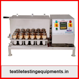 textile testing equipments exporter