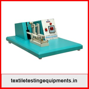textile testing equipments supplier