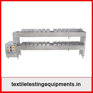 Leather Dyeing Machine Manufacturer