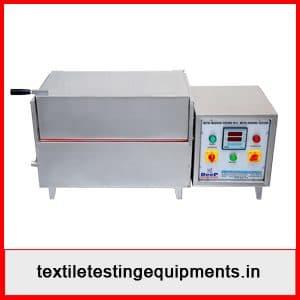 rota beaker machine with dosing system