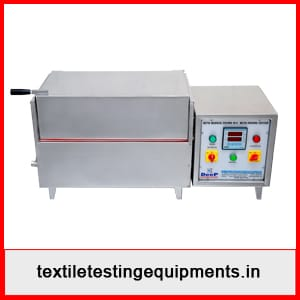 Rota Beaker Dyeing Machine With Dosing System in India