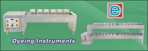 textile testing equipments india